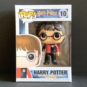 🔴 FUNKO POP / HARRY POTTER w/TRIWIZARD OUTFIT